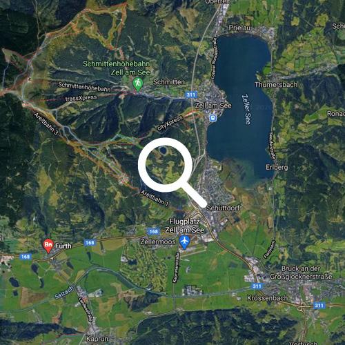 lokalita Fürth